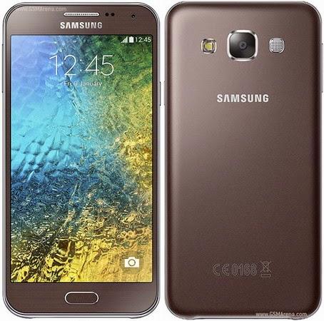 Harga hp Samsung Galaxy E5 Dual Sim Android Kitkat