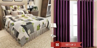Mega Clearance Sale @ Flipkart: Min 50% Discount on Home Furnishing Products (Bedsheets, Curtain & more)