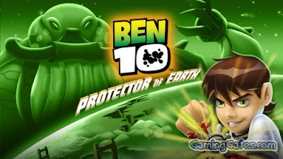 Ben10 Protector Of Earth PSP ISO for Android