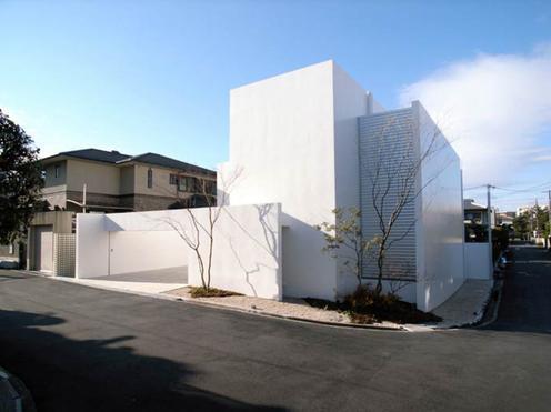 Casa en senri nt de akira sakamoto associates - Arquitectura y diseno de casas ...