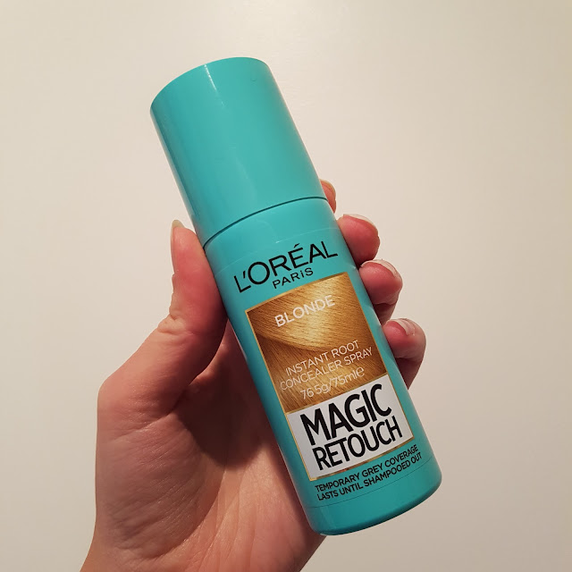 L'Oreal Magic Retouch Blonde | Almost Posh
