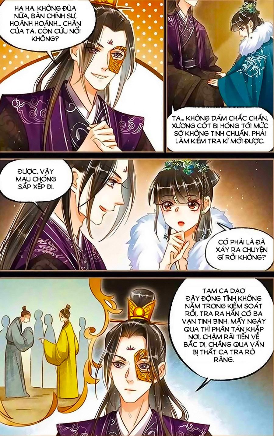 Thần Y Đích Nữ chap 114 - Trang 4