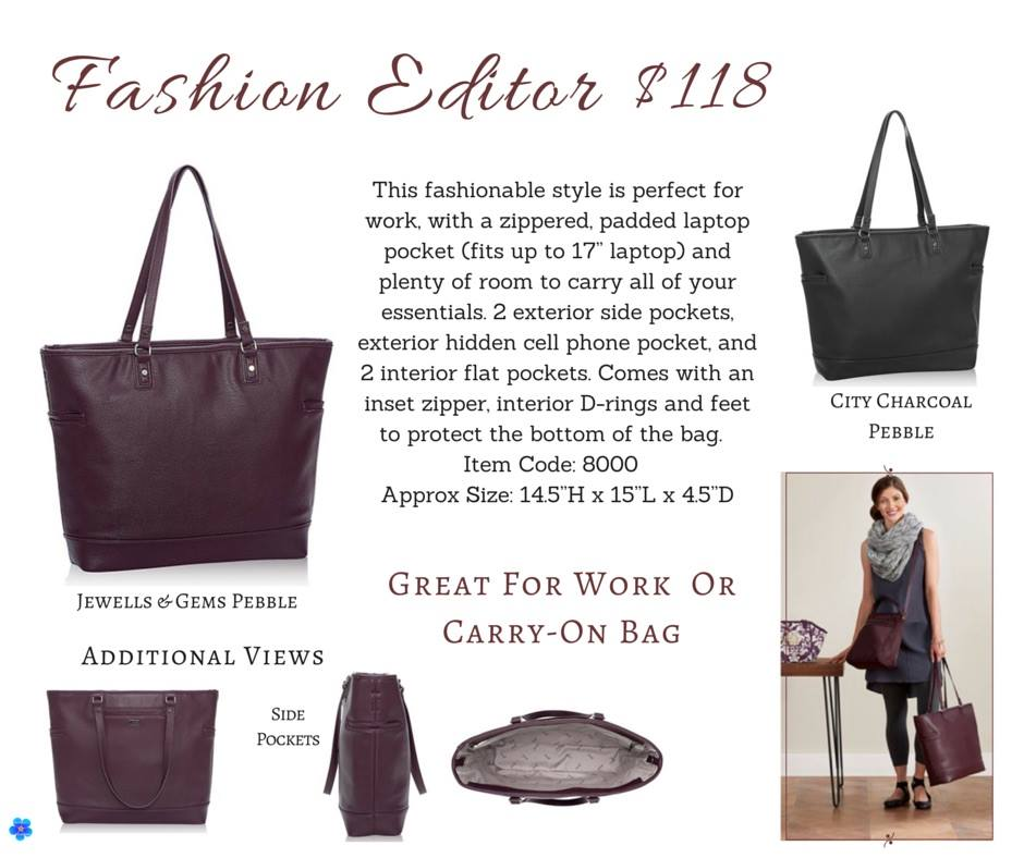 Fashion One: Product Spotlights: Jewell By Thirty-One