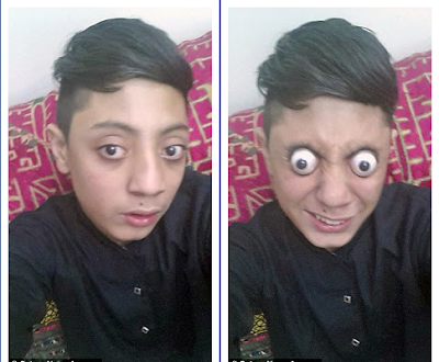 Ahmed Khan, popping eyes, Guinness Book of record, Foreign, Pakistan