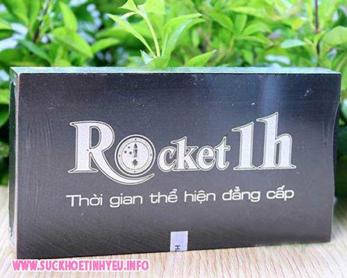 Thuốc Cường Dương Rocket 1h