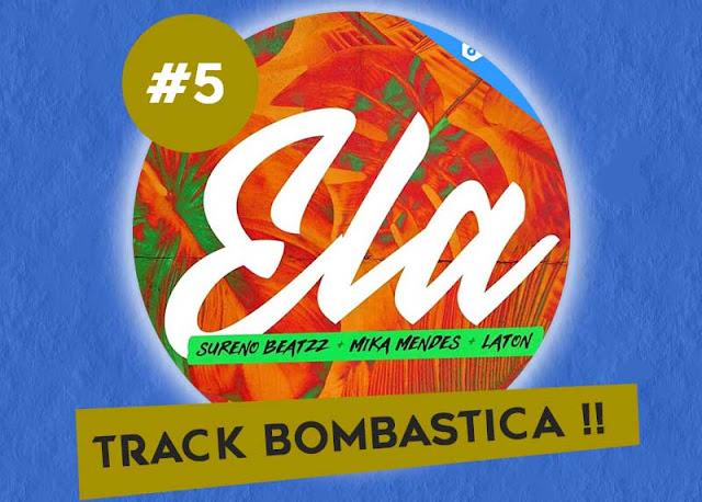 5. Sureno Beatzz - Ela (Com Mika Mendes e Laton Cordeiro)