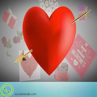 Valentine Dp for whatsapp