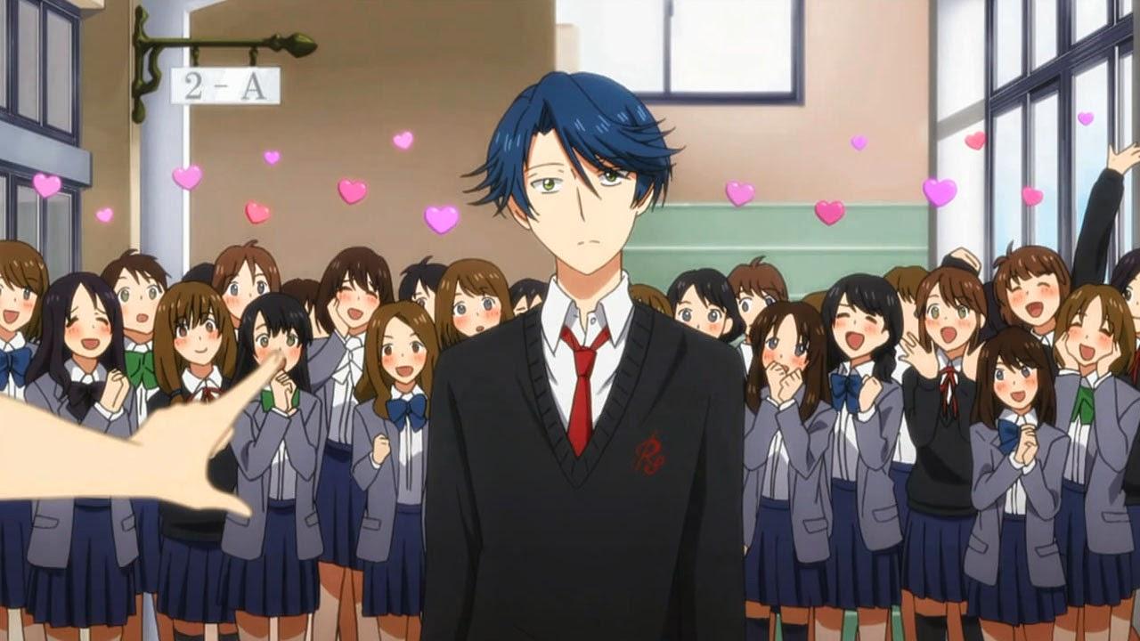 how to meet a guy when all girls school