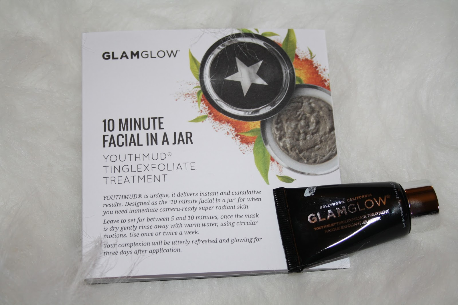 Look Fantastic November Beauty Box Glamglow