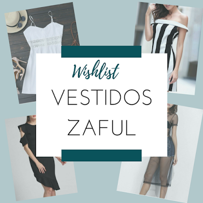 Capa: Wishlist vestidos Zaful