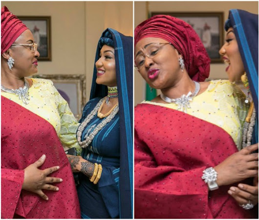 Zahra Buhari gushes about her mum | Welcome To Dammy Martins's Blog