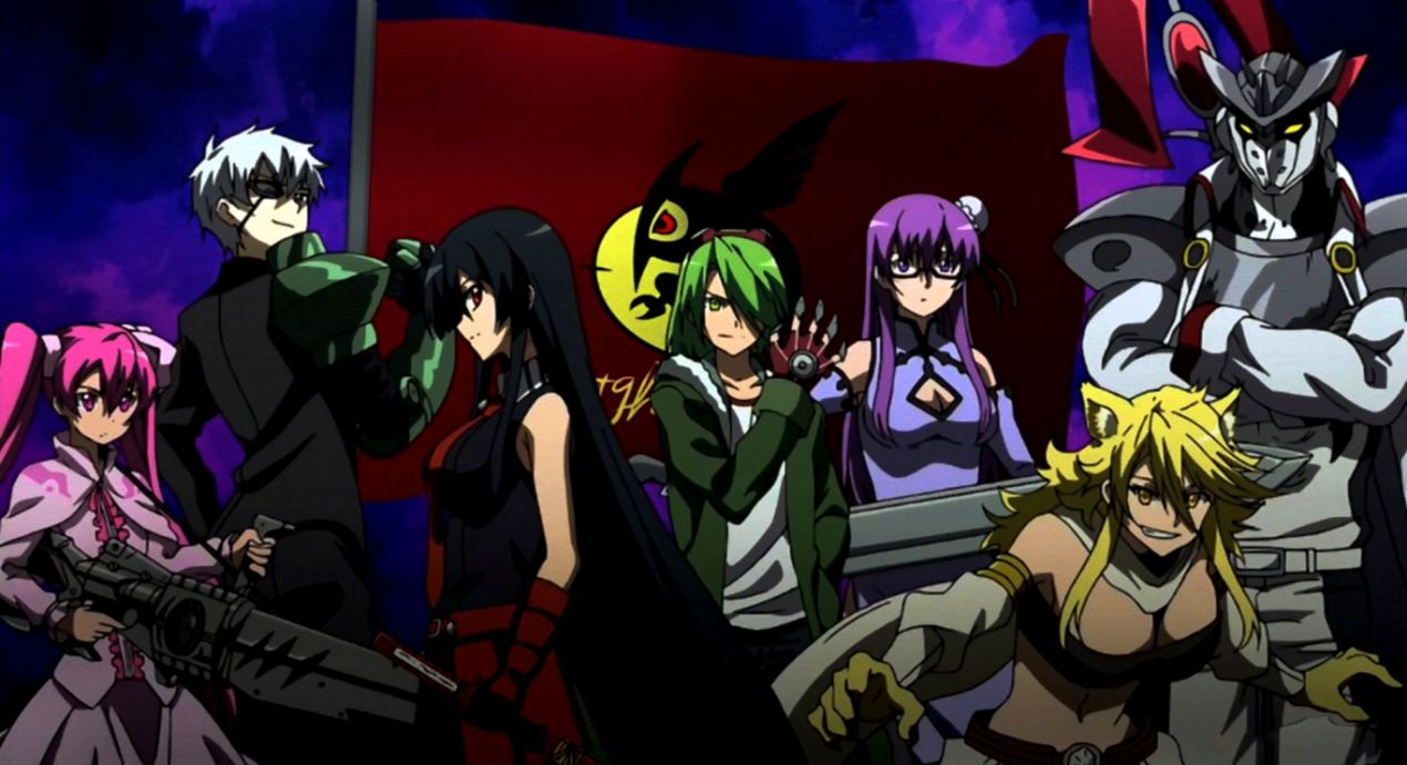 Akame Ga Kill Wallpapers Mega Wallpapers
