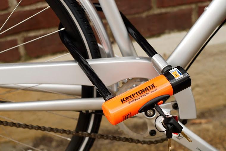 U-образные велосипедные замки