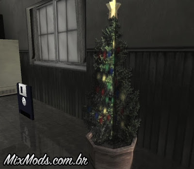 arvore de natal gta sa mod casa do cj
