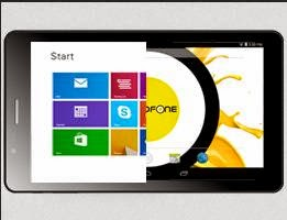 CloudFone CloudPad Epic 8.9, Windows 8.1 and Android KitKat Tablet In One for Php8,999
