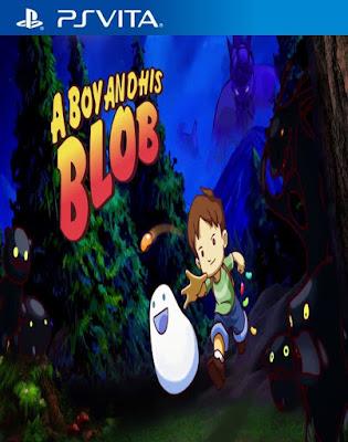 A Boy and His Blob + UPDATE [PSVita][USA][HENkaku][Mega]
