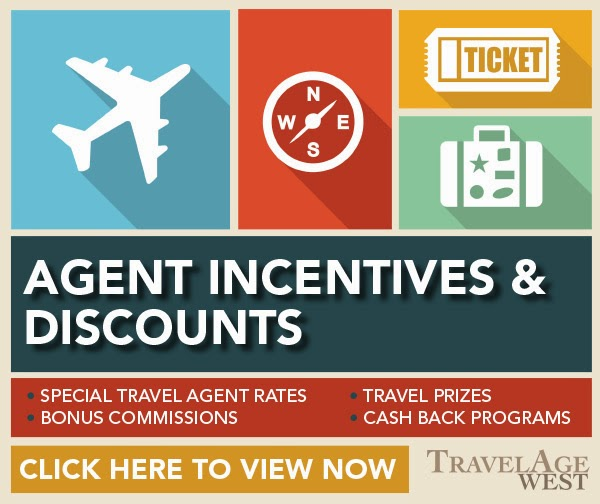 Home Based Travel Agent News: Travel Agent Incentives & Discounts