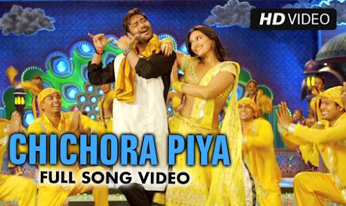 Chichora Piya - Action Jackson (2014)