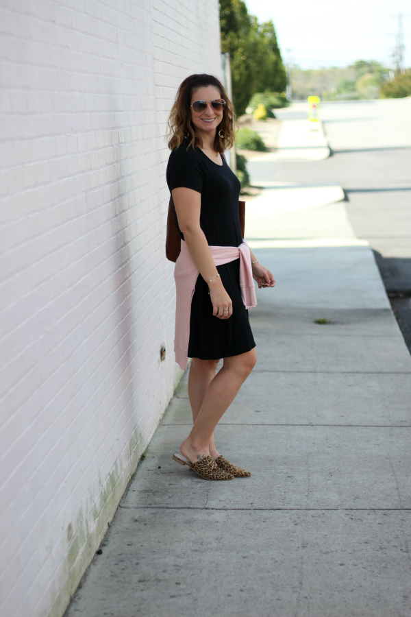 how to style a little black dress, style on a budget, fall fashion, north carolina blogger, mom style