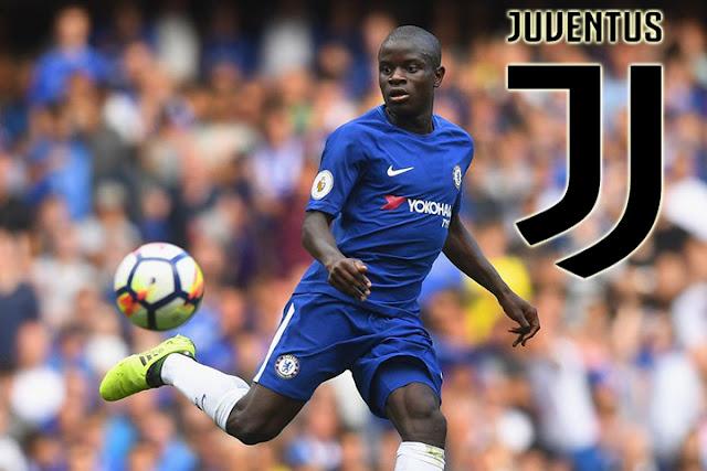 Klub Raksasa Juventus Kontak Agen Gelandang Chelsea