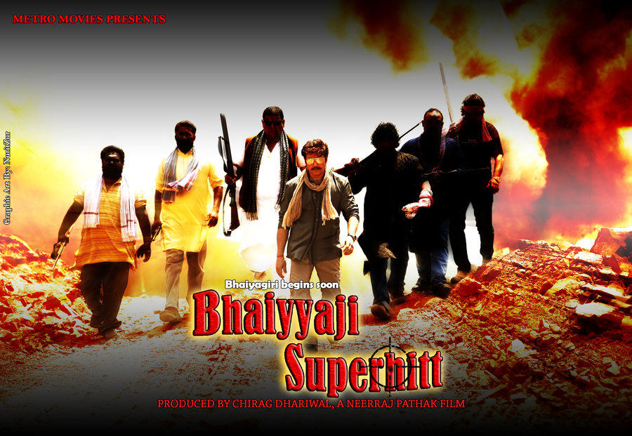 full cast and crew of Sunny Deol bollywood movie Bhaiyyaji Superhitt! wiki, Bhaiyyaji Superhitt film story, poster, trailer ft Evelyn Sharma, Ameesha Patel, Preity Zinta hit or flop movie, Bhaiyyaji Superhitt release date 2016