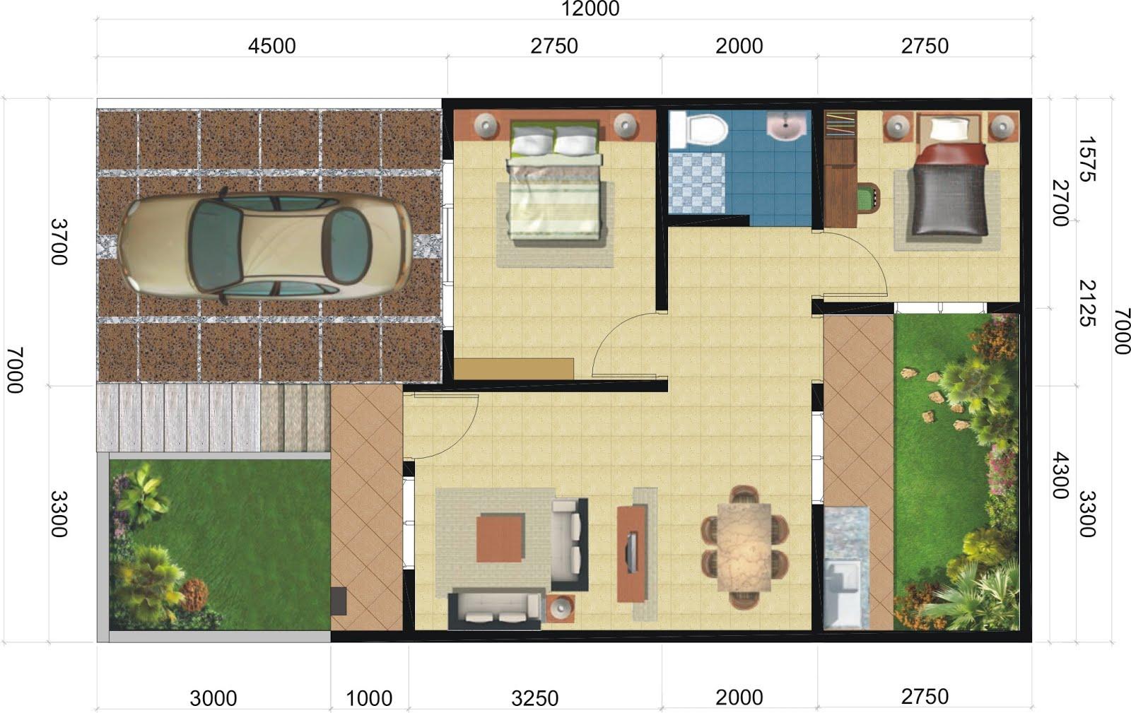 Home Design Interior Singapore Rincian Biaya Rumah Minimalis 1 Lantai