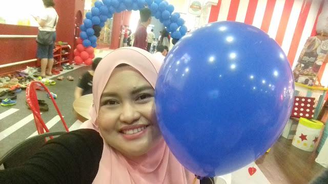 Meriahnya Majlis Hari Lahir di The Parenthood Playland Sunway Putra Mall