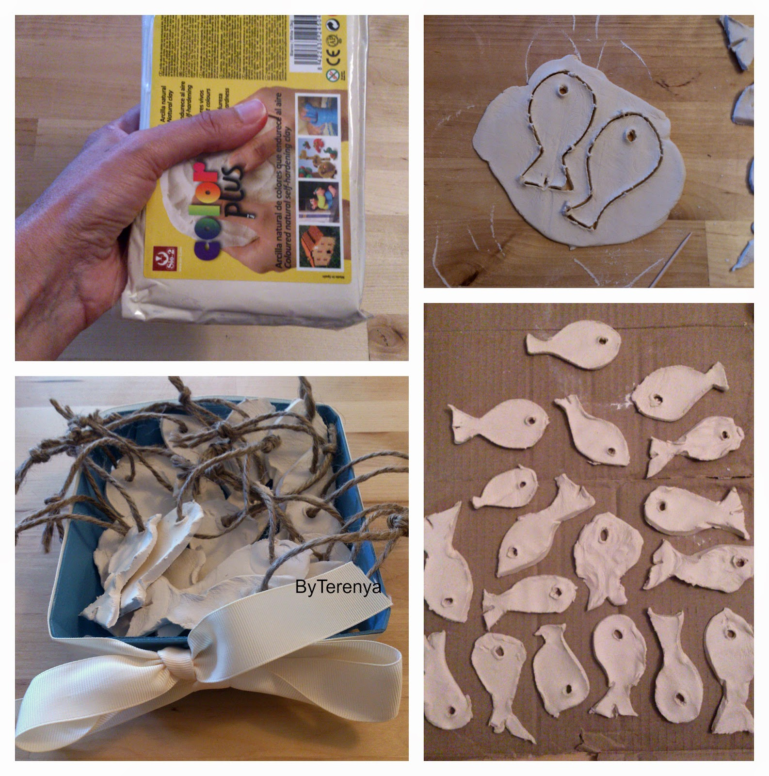 manualidad-peces-pasta-modelar