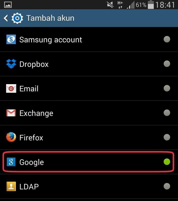 Solusi Akun Google Tidak Dapat Sinkronisasi Dengan Os Android Handroot