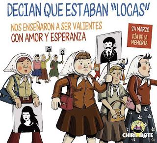Madres Plaza de Mayo Argentina