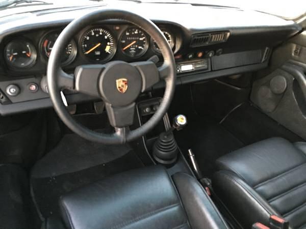 Slantnose 1980 Porsche 911 Sc Targa Buy Classic Volks
