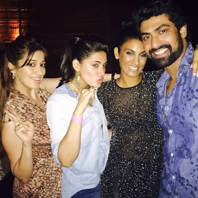 💃💃💃, Actress Raai Laxmi Party Pics
