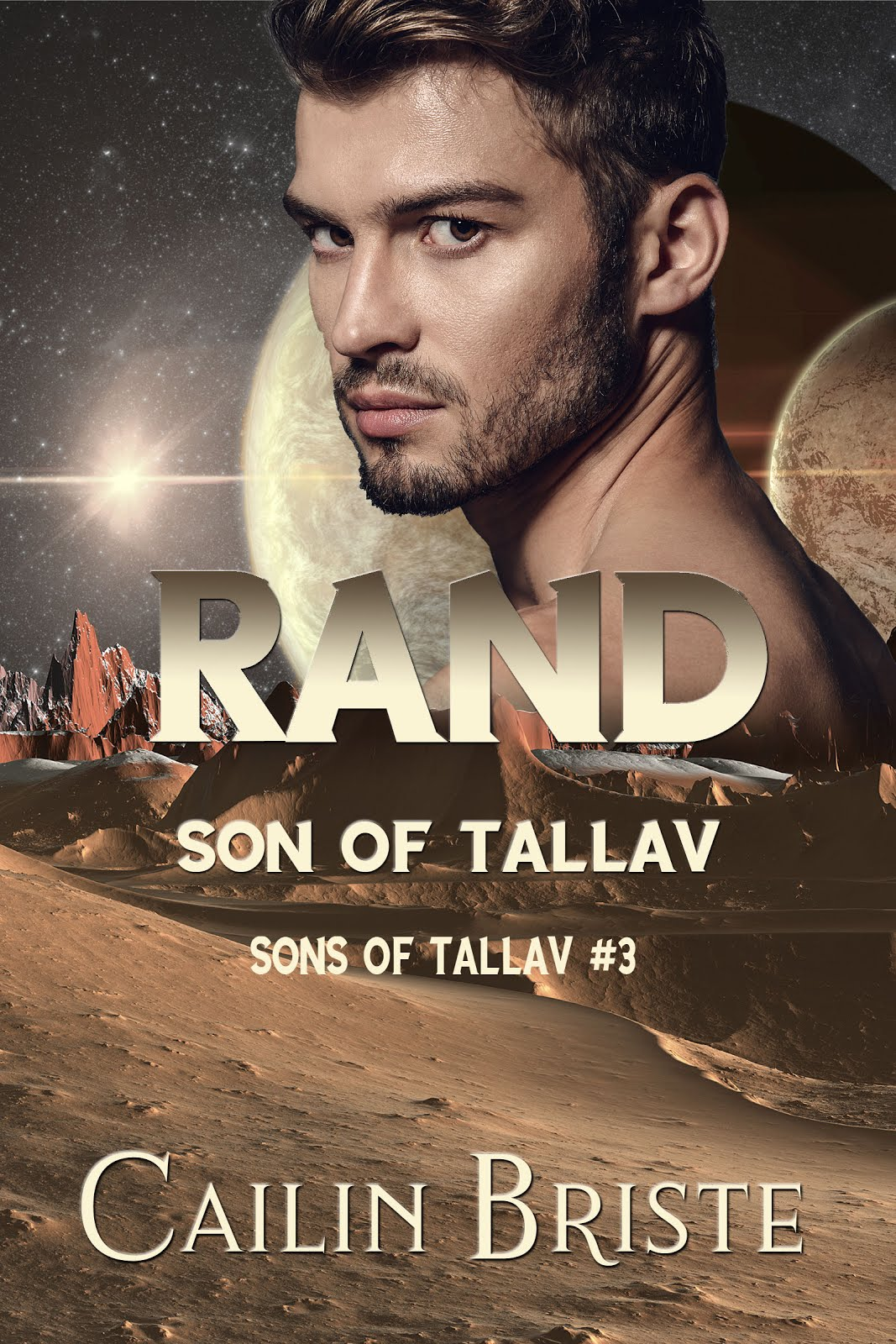Rand: Son of Tallav, Book 3, A Sons of Tallav Novel