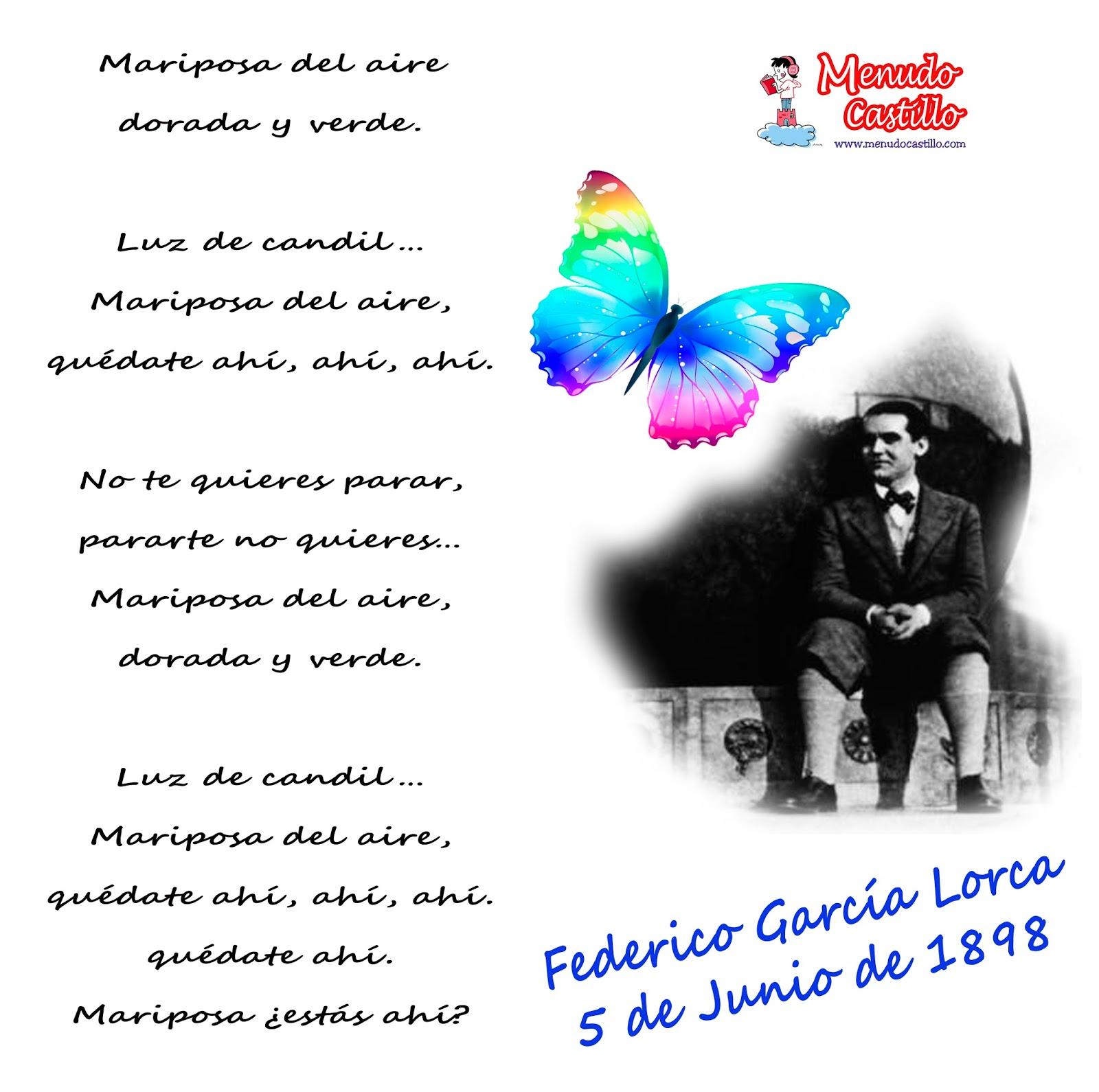 5 Libros Para Leer A Federico García Lorca Menudo Castillo
