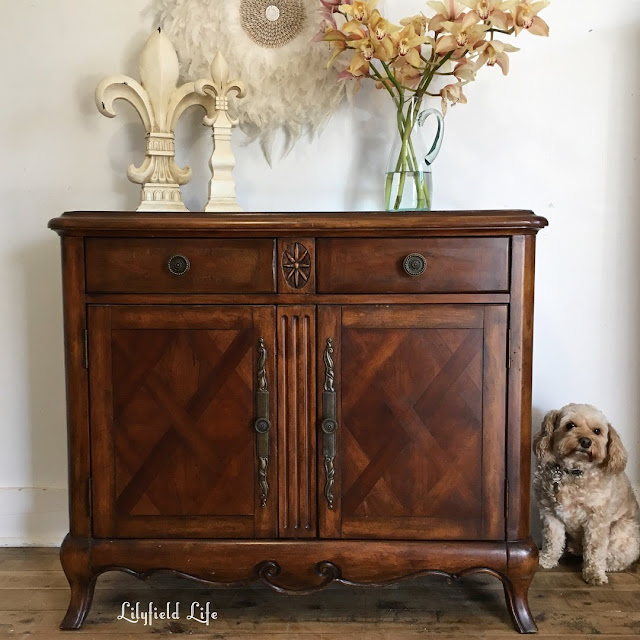 lilyfield life french  furniture hall cabinet sideboard