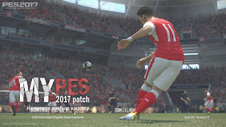 MyPES 2017 Patch 0.5 by mypes-game.ru