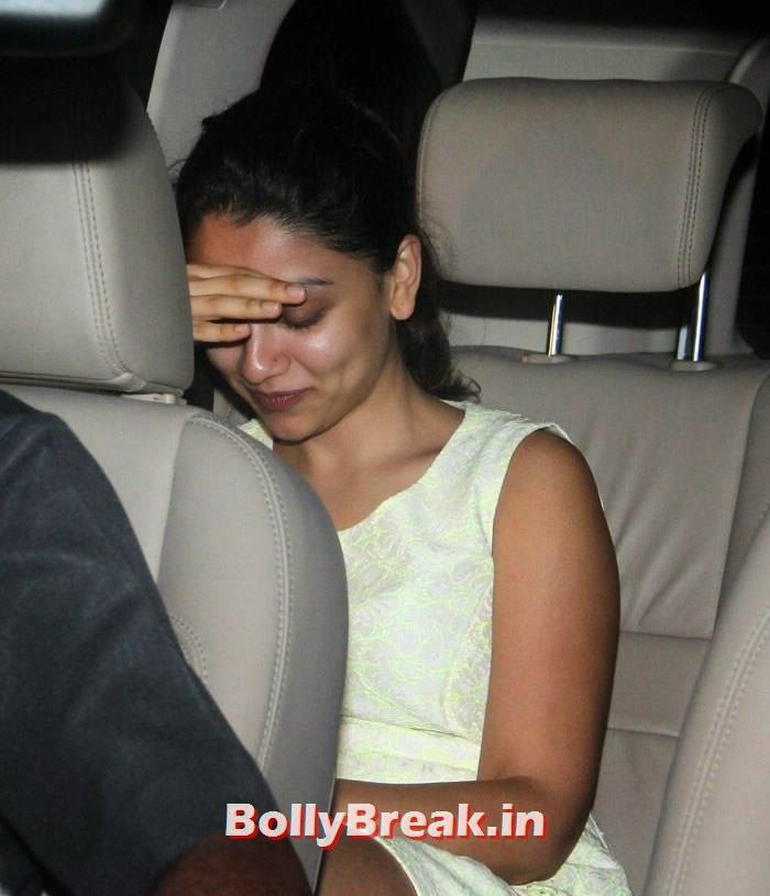 Abhishek Kapoor Birthday Bash, Suzzane, Nandita at Abhishek Kapoor Birthday Bash