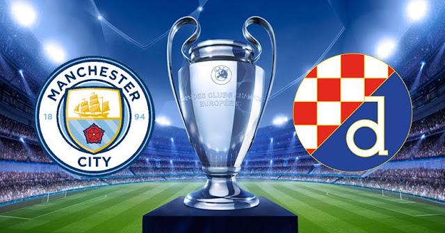 مشاهدة مباراة مانشستر سيتي ودينامو زغرب بث مباشر 11-12-2019 دوري أبطال أوروبا