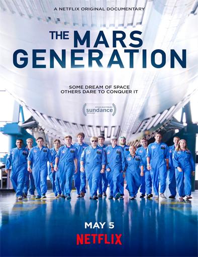 Ver La generación de Marte (The Mars Generation) (2017) Online