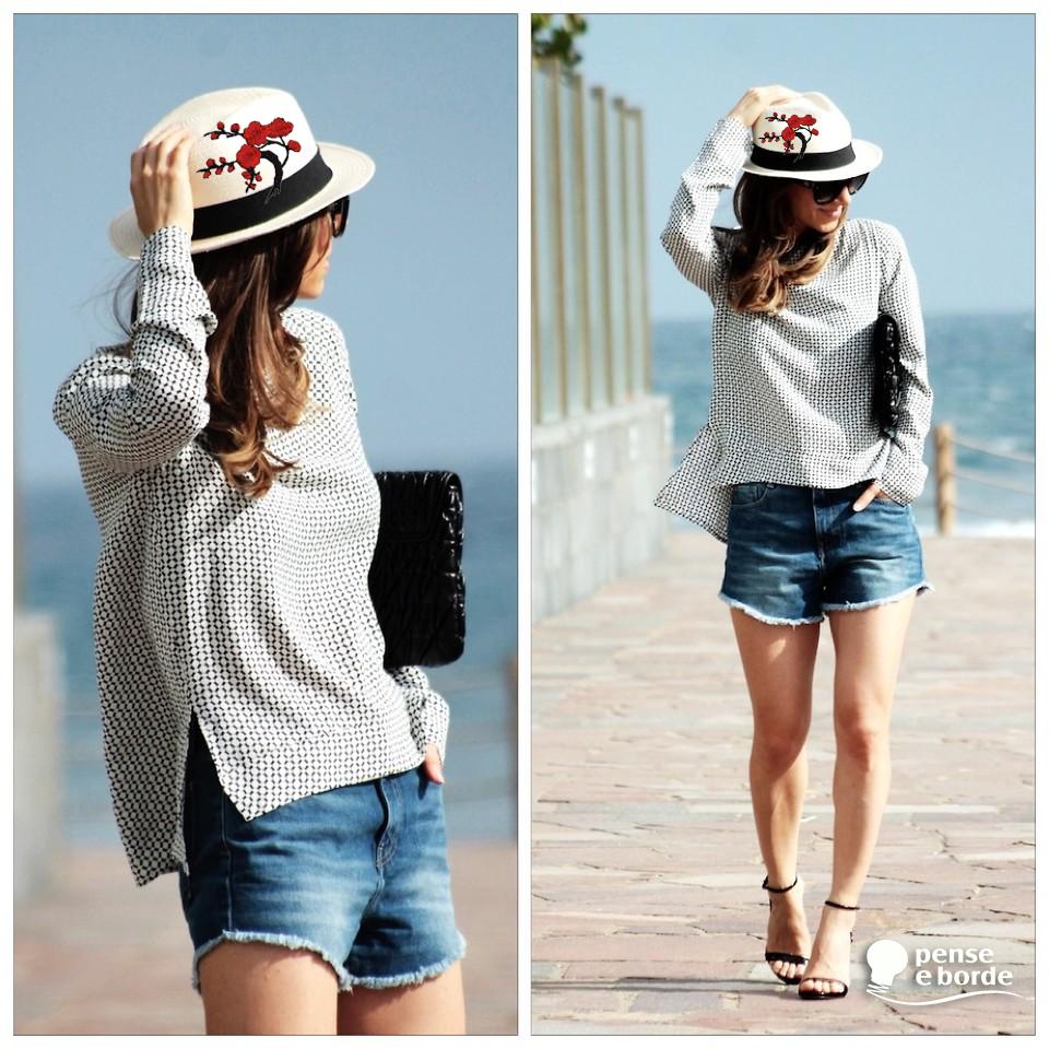 00288c50e Chapéu Personalizado com seu estilo. O Hit do verão! - Pense e Borde