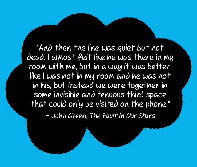 Quotes From The Fault In Our Stars: Reply Delete