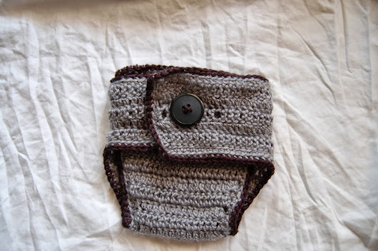 Crocheted Diaper Covers