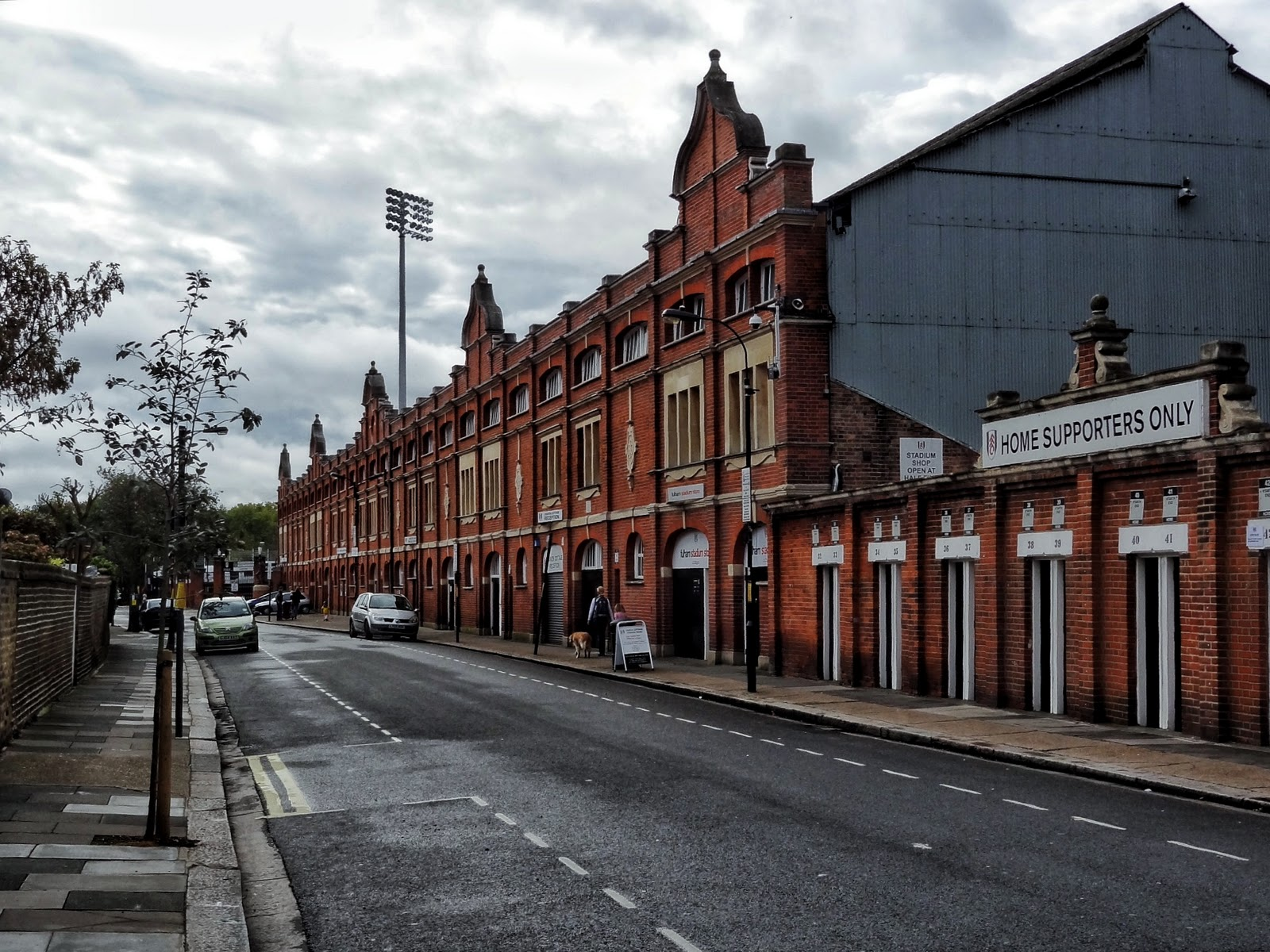 The Best Eleven: Photos: Craven Cottage
