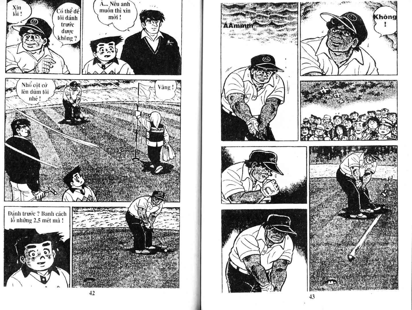 Ashita Tenki ni Naare chapter 47 trang 21