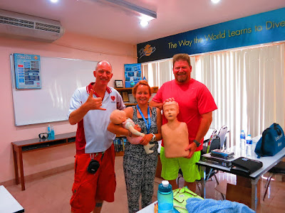 EFR Instructor course on Phuket for May 2016 has been completed