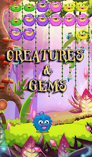 Game Creatures and Jewels Apk
