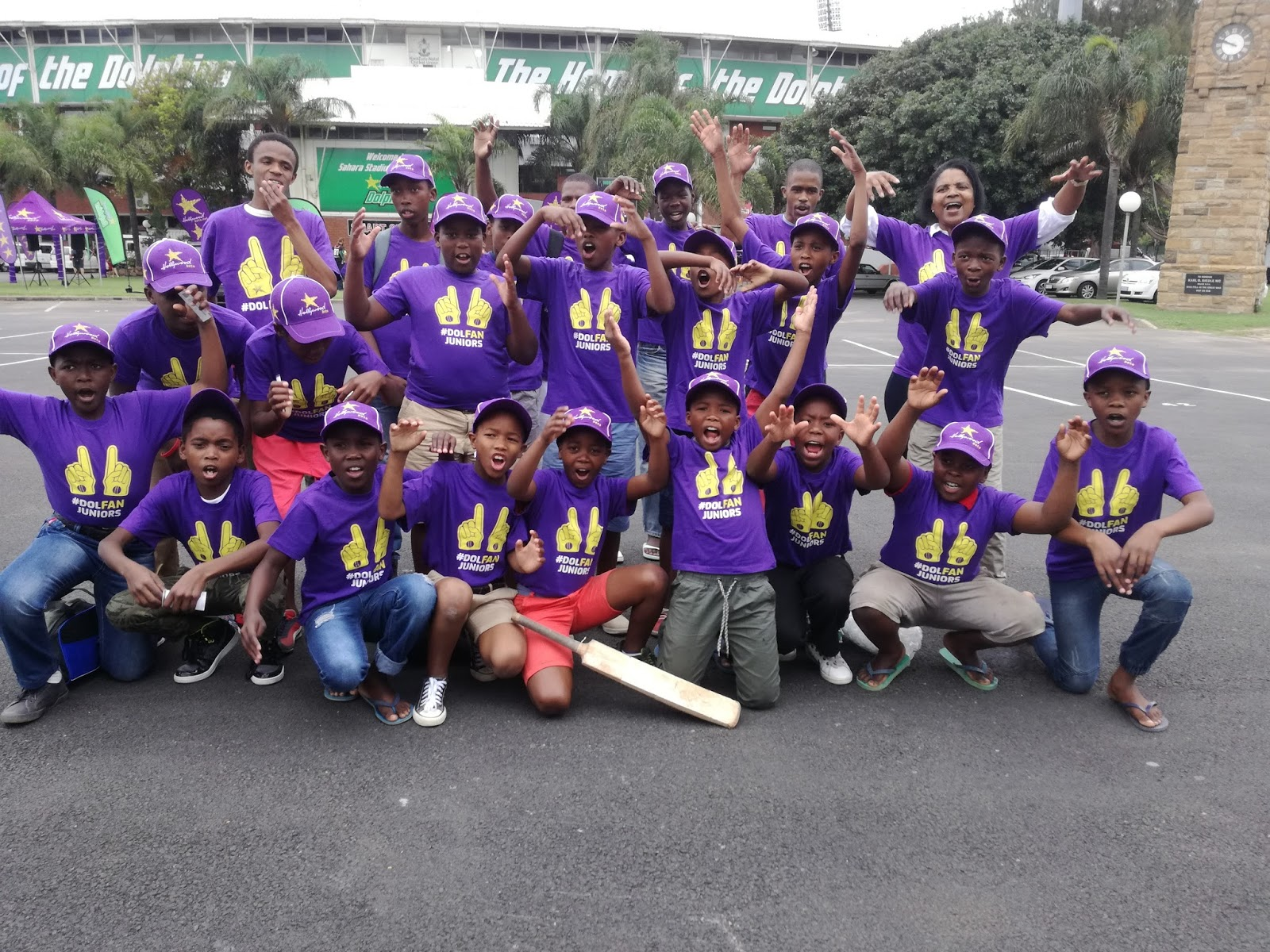 KwaDabeka Cricket Club - Hollywoodbets Cricket Club Development Programme - Kingsmead - CSA T20 Challenge