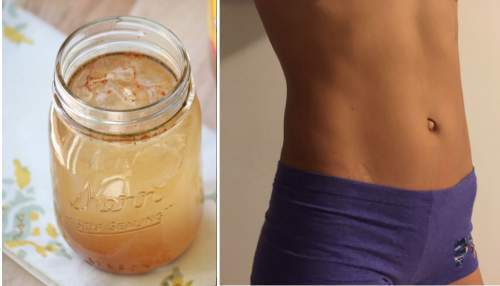 Liquid 'Bomb' That Will Shrink Your Waistline Overnight!
