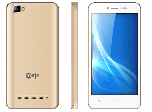 Mafe Mobile launches its new affordable 4G -VoLTE smartphone - Shine M810