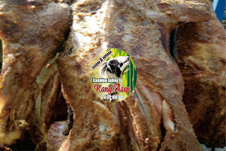 kambing guling di Lembang